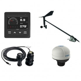VDO Marine Navigation Kit Plus f-Sailboats