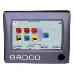 GROCO LCD-5 Monitor Full Color 5- Touchscreen
