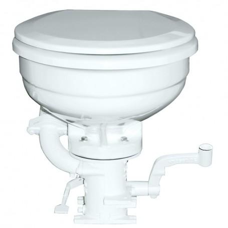 GROCO K Series Hand Operated Marine Toilet