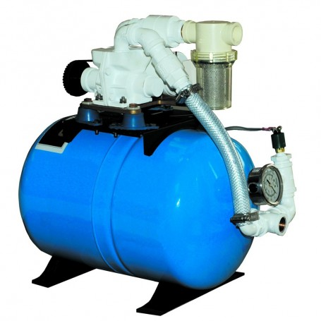 GROCO Paragon Junior 24v Water Pressure System - 2 Gal Tank - 7 GPM