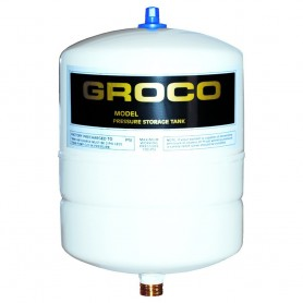 GROCO Pressure Storage Tank - 0-5 Gallon Drawdown