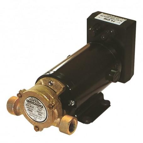 GROCO Heavy Duty Positive Displacement Reversing Vane Pump - 24V