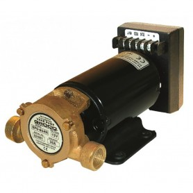 GROCO Heavy Duty Positive Displacement Remote Reversing Vane Pump - 12V