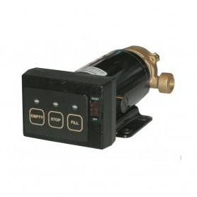 GROCO Commercial Duty Touch Pad Reversing Vane Pump - 12V
