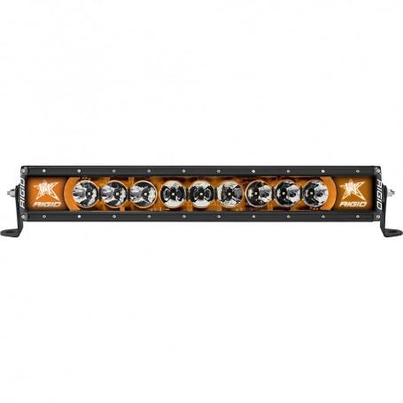 RIGID Industries Radiance- 20- Amber Backlight Black Housing