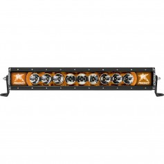 RIGID Industries Radiance- 20- Amber Backlight Black Housing