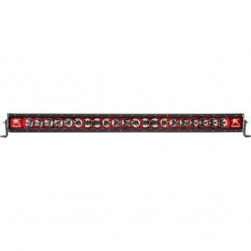 RIGID Industries Radiance- 40- Red Backlight Black Housing