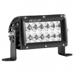RIGID Industries E-Series PRO 4- Driving - Black