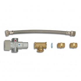 Quick Thermostatic Mixing Valve Kit f-Nautic Boiler B3