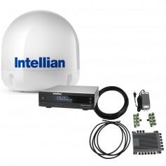 Intellian i5 All-Americas TV Antenna System - SWM16 Kit