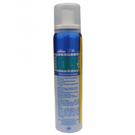 Corrosion Block Liquid Pump Spray - 4oz - Non-Hazmat- Non-Flammable Non-Toxic -Case of 24-