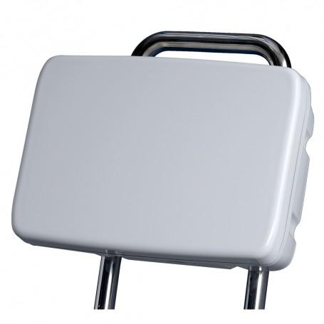 Scanstrut Scanpod Helm Pod Deep Uncut - Usable Face 8-6- x 12-8- - White