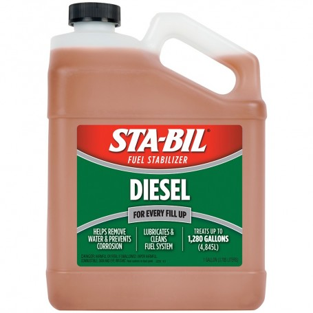 STA-BIL Diesel Formula Fuel Stabilizer Performance Improver - 1 Gallon