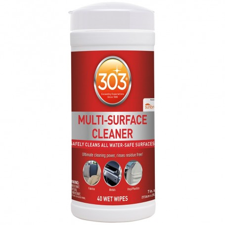 303 Multi-Surface Cleaner Wipes - 40 Towelettes