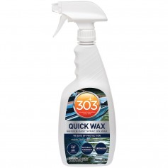 303 Marine Quick Wax w-Trigger Sprayer - 32oz