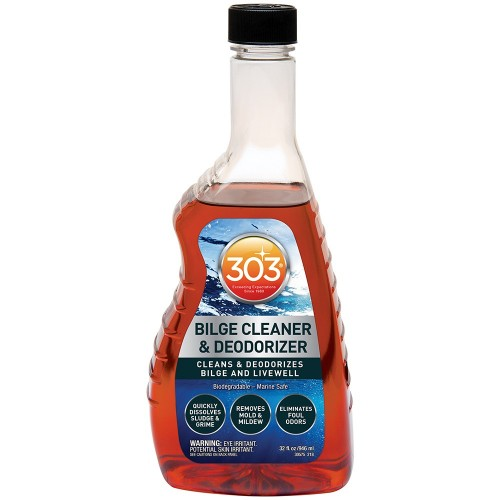303 Bilge Cleaner Deodorizer - 32oz