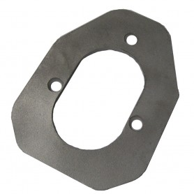 C-E- Smith Backing Plate f-80 Series Rod Holders