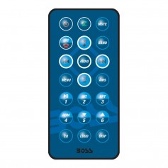 Boss Audio Remote Control f-MR1308UAB Bluetooth Stereos