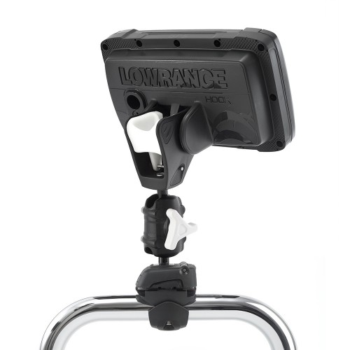 Scanstrut ROKK Mini Pro Mount Kit w-Rail Clamp f-Lowrance HOOK2
