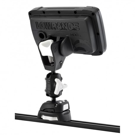 Scanstrut ROKK Mini Pro Mount Kit w-Kayak Track Base f-Lowrance HOOK2