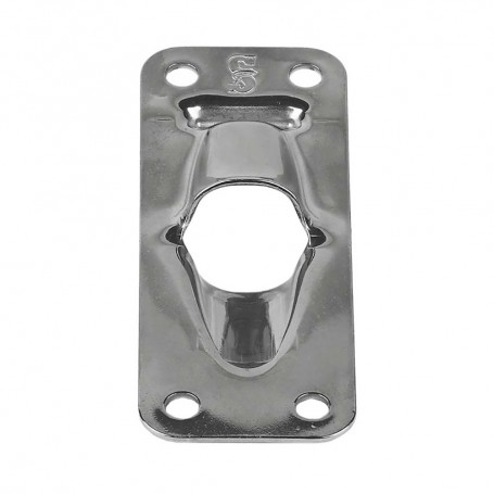Schaefer Exit Plate-Flat f-Up To 1-2- Line