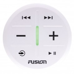 FUSION MS-ARX70W ANT Wireless Stereo Remote - White -3-Pack