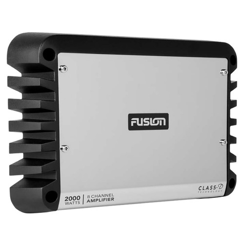 FUSION SG-DA8200 Signature Series 2000W - 8 Channel Amplifier