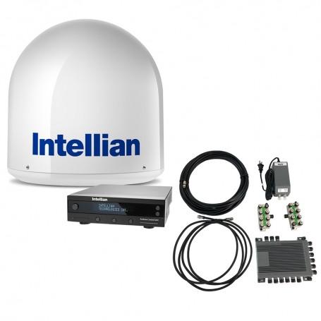 Intellian i2 US - Canada TV Antenna System - SWM16 Kit