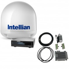 Intellian i3 US - Canada TV Antenna System - SWM16 Kit