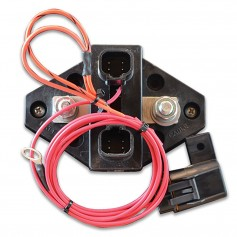 Balmar SmartShunt 350A - 12-48 VDC f-SG200 Display