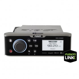 FUSION AV650 DVD-CD Marine Entertainment System w-Bluetooth