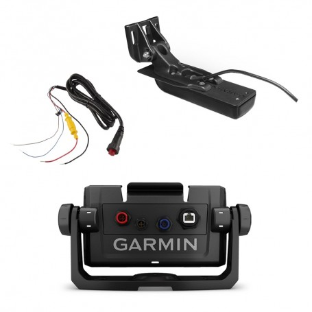 Garmin ECHOMAP Plus 7Xcv Boat Kit