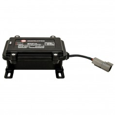 Analytic Systems Waterproof IP66 DC Battery Charger 10A- 12V Out- 20-80V In- Ruggedized