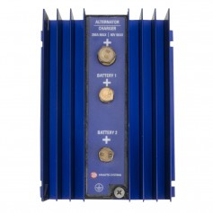 Analytic Systems 2-Bank Battery Isolator- 200A- 40V