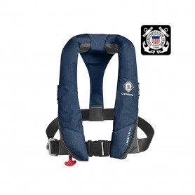 Crewsaver Crewfit 35 Sport USCG Automatic Life Jacket - Navy Blue