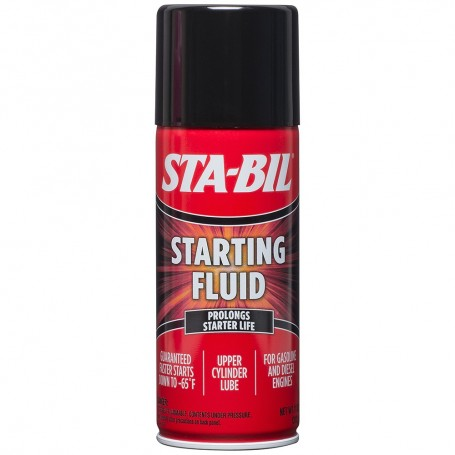 STA-BIL Starting Fluid - 11oz -Case of 6-