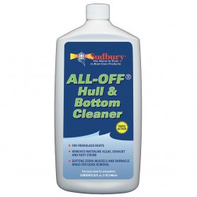 Sudbury All-Off Hull-Bottom Cleaner - 32oz -Case of 12-