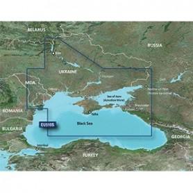 Garmin BlueChart g3 Vision VEI510S - Dnieper River Azov Sea - microSD-SD