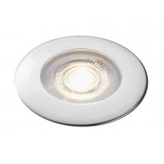 Aqua Signal Atlanta LED Downlight - Warm White LED w-Chrome Housing
