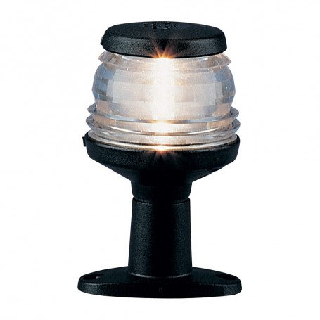 Aqua Signal Series 20 4- All-Round Pedestal Light - Black Housing