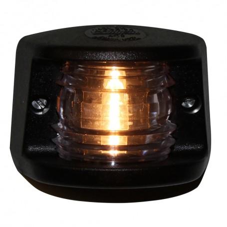 Aqua Signal Series 20 Stern Transom Mount Light - Black Housing