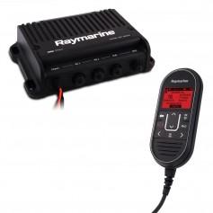 Raymarine Ray91 Modular Dual-Station VHF Black Box Radio System w-AIS