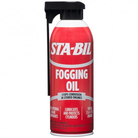 STA-BIL Fogging Oil - 12oz -Case of 6-