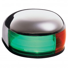 Aqua Signal Series 24 Bi-Color Deck Mount Light w-Tell Tale Indicator