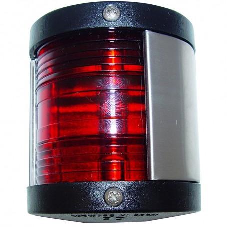 Aqua Signal Series 25 Port Side Mount Light - Black Housing