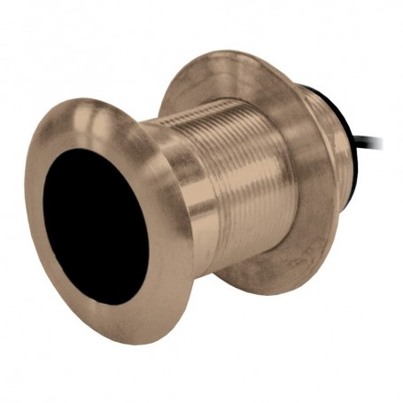 Garmin Airmar B117 200-50kHz Bronze Thru-Hull Transducer w- 6 Pin Connector