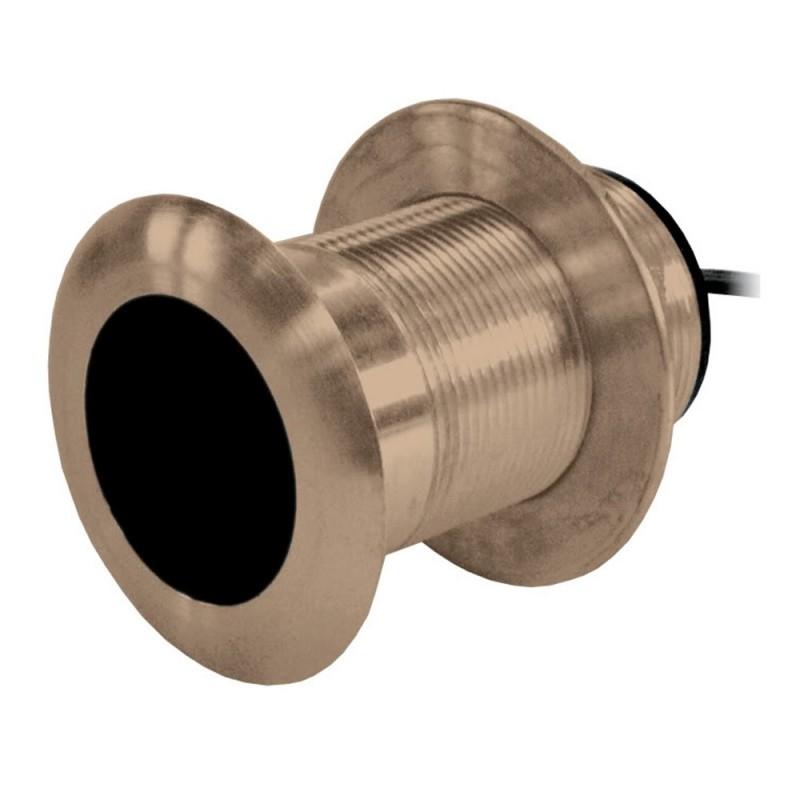 Garmin Airmar B117 200-50kHz Bronze Thru-Hull Transducer w- 6 Pin Connector