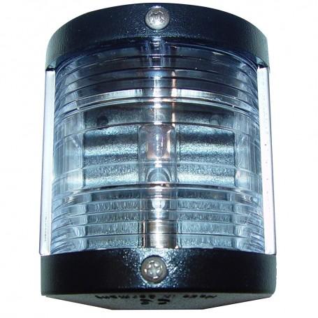 Aqua Signal Series 25 Stern Side Mount Light - Black Housing