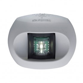 Aqua Signal Series 33 Stern LED Side Mount Light - White Housing