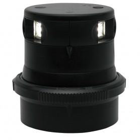 Aqua Signal Series 34 Masthead LED Light w-Black Housing